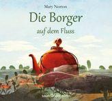 Die Borger auf dem Fluss, 4 Audio-CDs