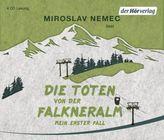 Die Toten von der Falkneralm, 4 Audio-CDs