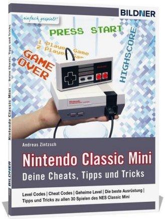 Nintendo classic mini - Zintzsch, Andreas