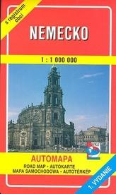 Nemecko 1:1 000 000