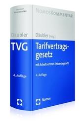 Tarifvertragsgesetz (TVG), Kommentar