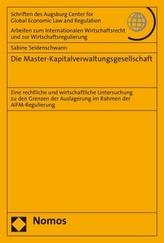 Die Master-Kapitalverwaltungsgesellschaft