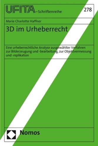 3D im Urheberrecht