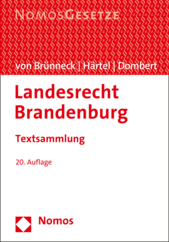 Landesrecht Brandenburg