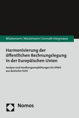 Harmonisierung der öffentlichen Rechnungslegung in der Europäischen Union