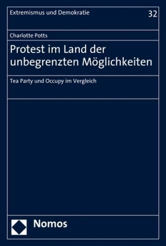 Protest im Land der unbegrenzten Möglichkeiten