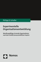 Experimentelle Organisationsentwicklung