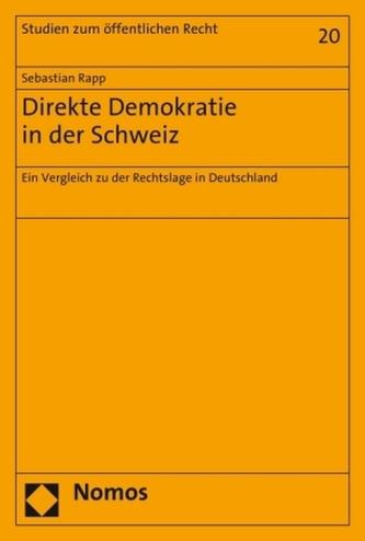 Direkte Demokratie in der Schweiz