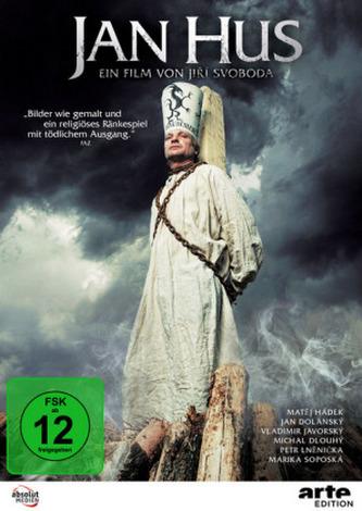 Jan Hus, 2 DVDs