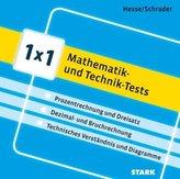 1x1 - Mathematik und Technik-Tests