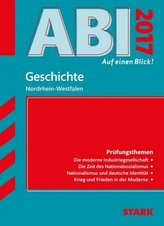 Abi - Auf einen Blick! 2017- Geschichte Nordrhein-Westfalen