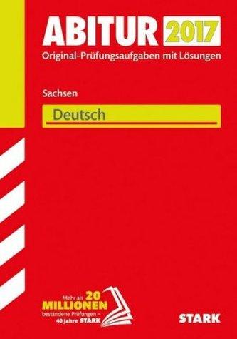 Abitur 2017 - Sachsen - Deutsch GK/LK