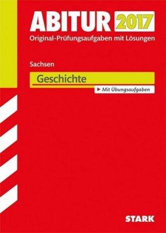 Abitur 2017 - Sachsen - Geschichte
