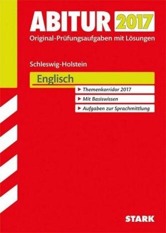 Abitur 2017 - Schleswig-Holstein - Englisch
