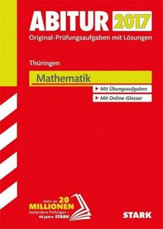 Abitur 2017 - Thüringen - Mathematik