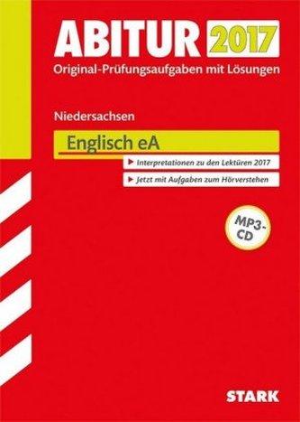 Abitur 2017 - Niedersachsen - Englisch eA, m. MP3-CD