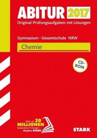 Abitur 2017 - Gymnasium / Gesamtschule Nordrhein-Westfalen - Chemie, m. CD-ROM