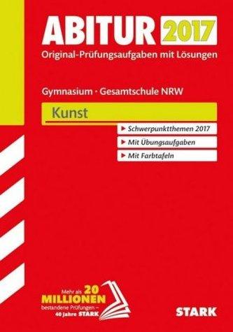 Abitur 2017 -  Gymnasium / Gesamtschule Nordrhein-Westfalen - Kunst