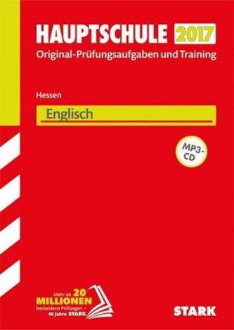 Hauptschule 2017 - Hessen - Englisch, m. MP3-CD