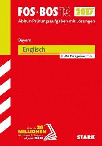 FOS/BOS 13 Bayern 2017 - Englisch