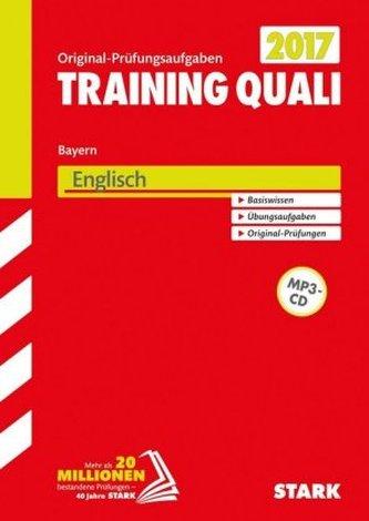Training Quali Bayern 2017 - Englisch mit MP3-CD
