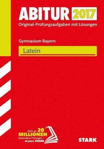 Abitur 2017 - Bayern - Latein