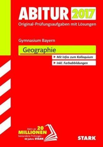 Abitur 2017 - Gymnasium Bayern - Geographie