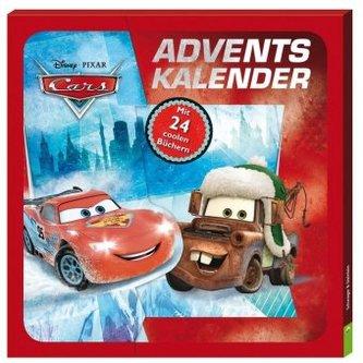 Cars - Mein Adventskalender