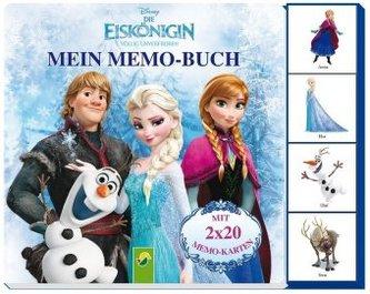 Mein Memo-Buch - Disney Die Eiskönigin - Völlig unverfroren