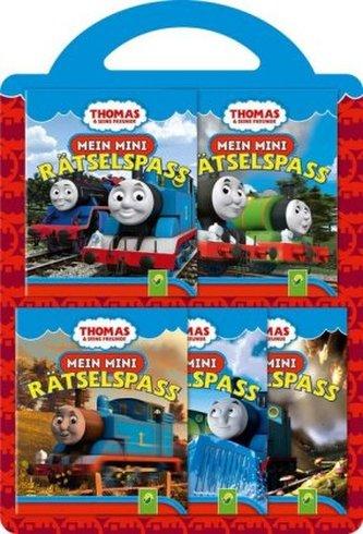 Thomas & seine Freunde - Mein Mini-Rätselspaß, 5 Bde.