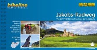 Bikeline Radtourenbuch Jakobs-Radweg