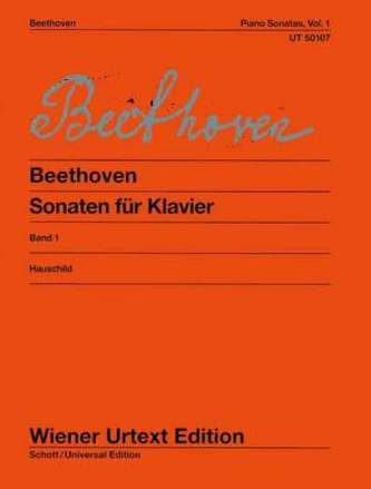 Sonaten für Klavier. Bd.1