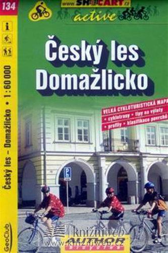 Český les Domažlicko 1:60 000