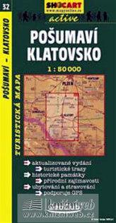 Pošumaví Klatovsko 1:60 000