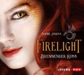 Firelight - Brennender Kuss, 5 Audio-CDs