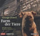 Farm der Tiere, 1 Audio-CD