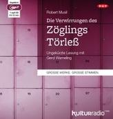 Die Verwirrungen des Zöglings Törleß, 1 MP3-CD