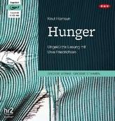 Hunger, 1 MP3-CD
