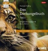 Das Dschungelbuch, 1 MP3-CD. Tl.1