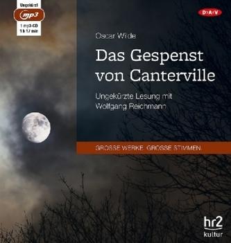 Das Gespenst von Canterville, 1 MP3-CD - Wilde, Oscar