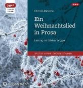 Ein Weihnachtslied in Prosa, 1 MP3-CD