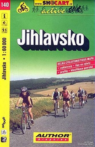 Jihlavsko 1:60 000