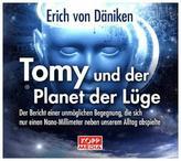Tomy und der Planet der Lüge, MP3-CD