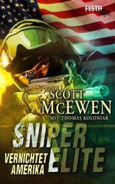 Sniper Elite - Vernichtet Amerika