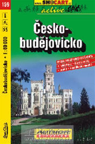 Českobudějovicko 1:60 000