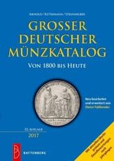 Großer deutscher Münzkatalog 2017