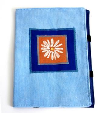 Obal na knihu - modrý