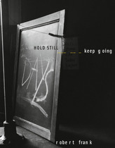 HOLD STILL-keep going