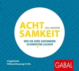 Achtsamkeit, 5 Audio-CDs