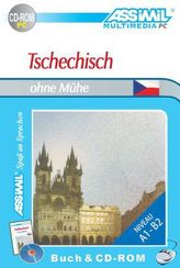 Assimil Tschechisch ohne Mühe, 1 CD-ROM m. Lehrbuch